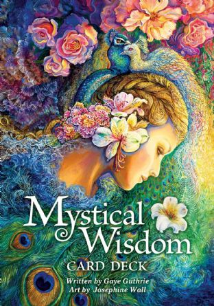 Gaye Gutherie - Mystical Wisdom Card Deck (Illustrations by Josephine Wall)